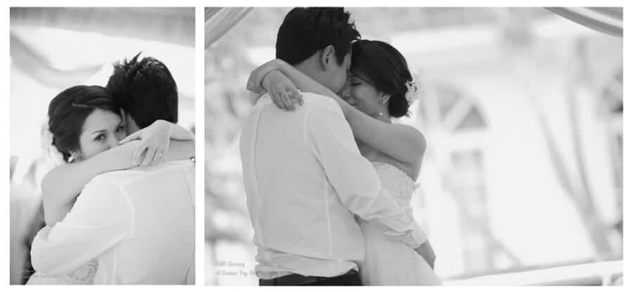 Puncak Dani Genting Highland nick+cindy Actual Day Wedding Photo Cliff Choong Photography bride groom love first dance touching moment