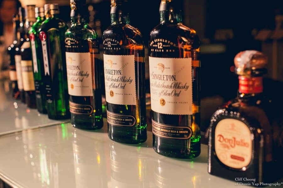 Diageo World Class Malaysia First Challenge Singleton