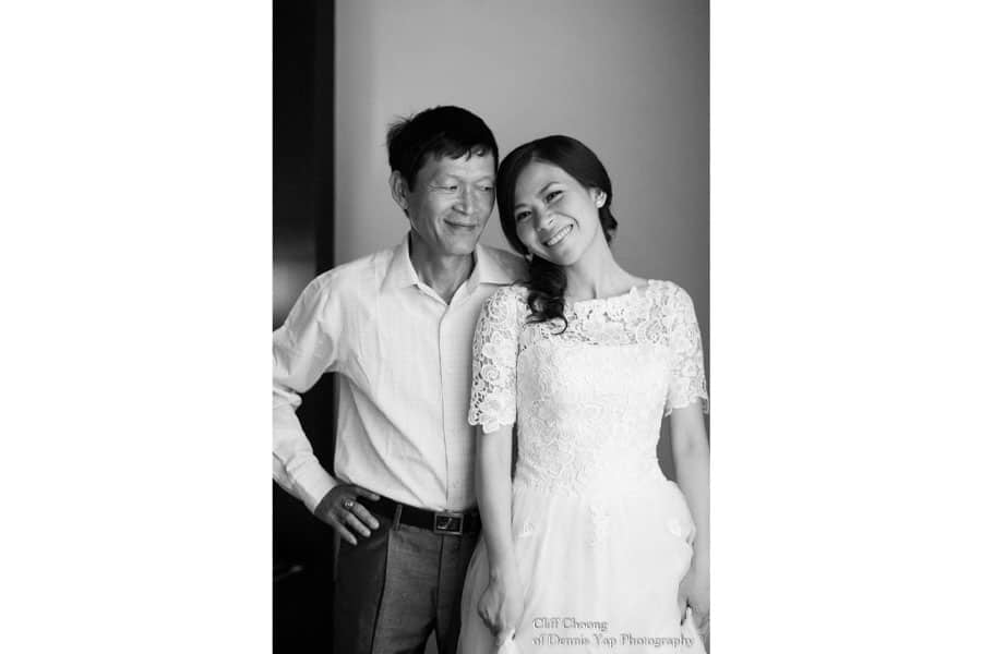 saujana subang jaya Malaysia Wedding Photographer Cliff Choong