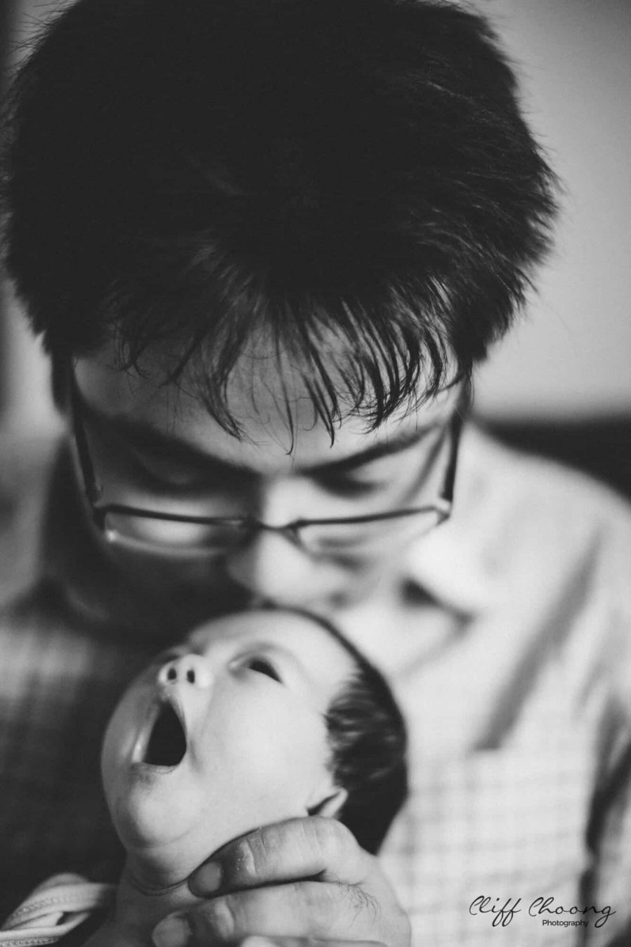 Newborn Baby portrait Malaysia Photographer Cliff Choong