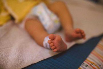 Newborn Baby portrait Malaysia Photographer Cliff Choong