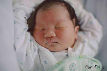 baby portrait beloved Kuala lumpur infant photographer malaysia raphael
