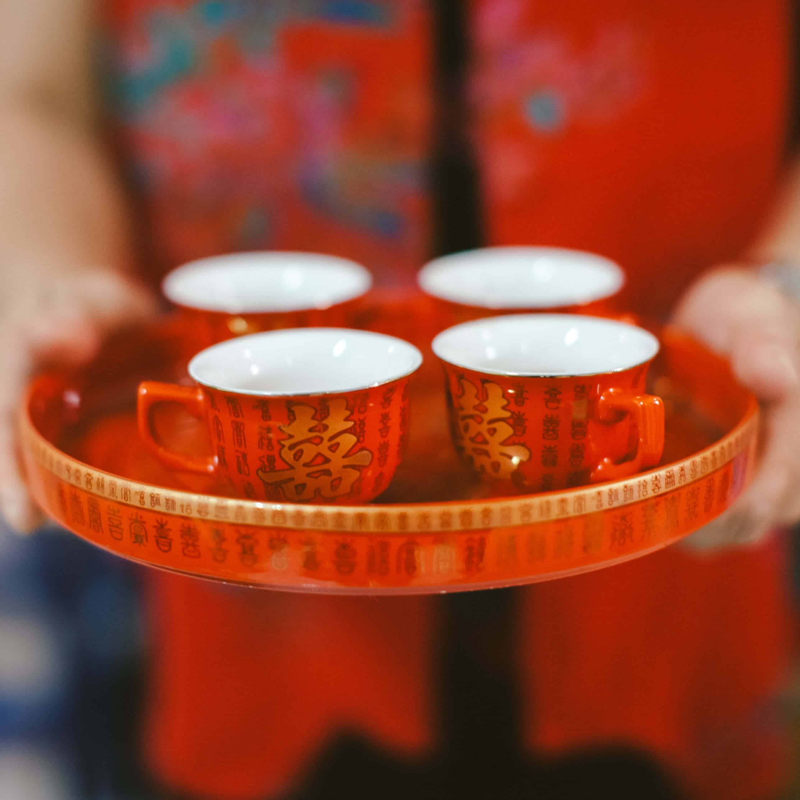 Malaysia Classic Vintage Chinese Wedding Kuala Lumpur Cliff Choong Photography Cross-culture Indonadian Malaysian Yat Ming & Mega Red Cup