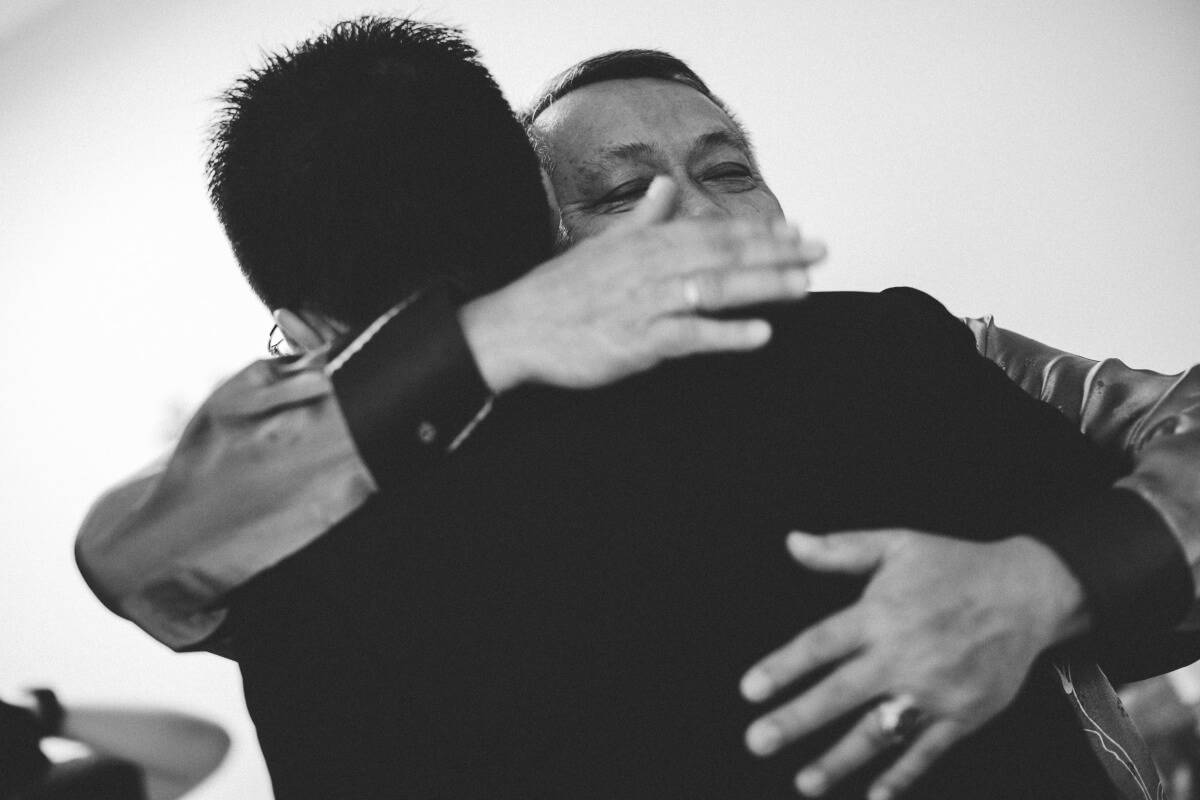 Malaysia Classic Vintage Chinese Wedding Kuala Lumpur Cliff Choong Photography Cross-culture Indonadian Malaysian Yat Ming & Mega Father's Love hug