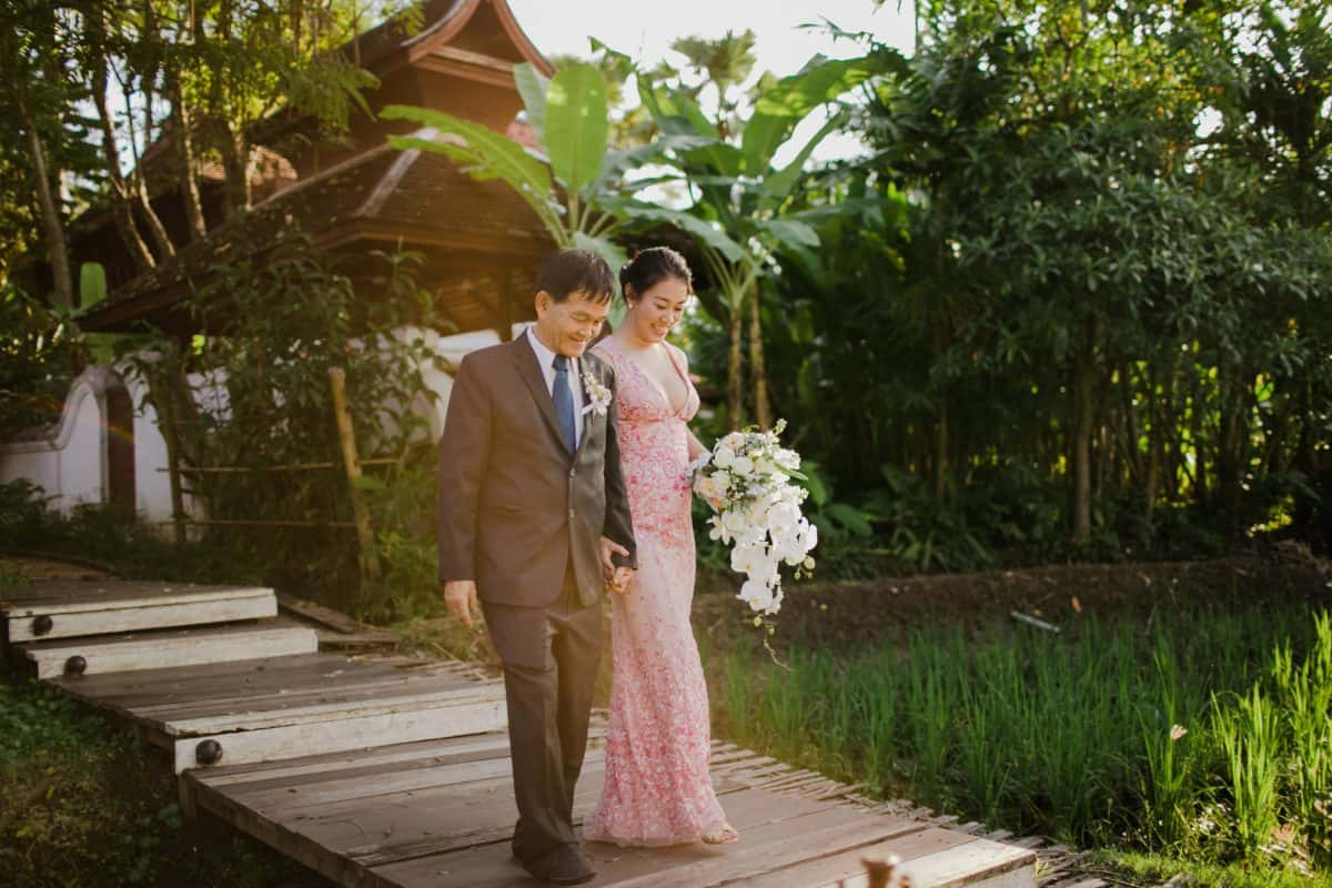 Destination Wedding Chiang Mai Thailand