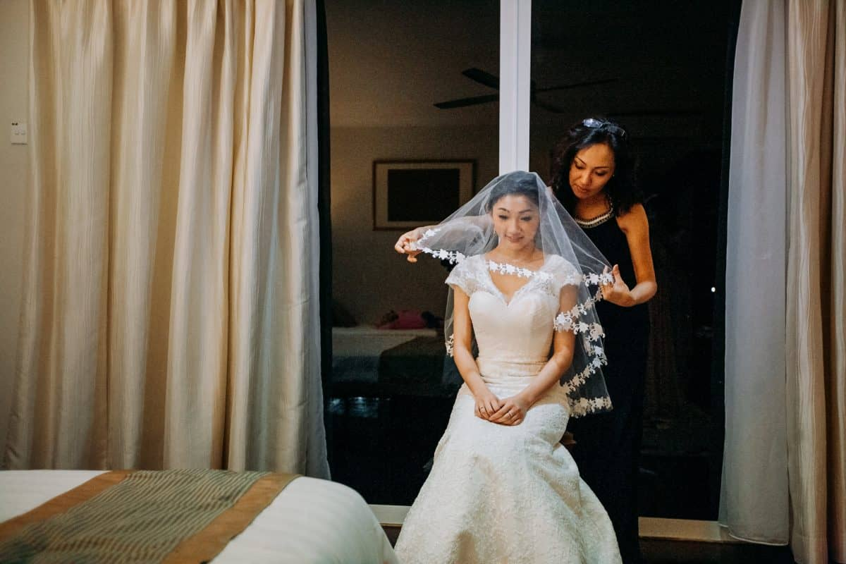 A Cross Culture Wedding in Kota Kinabalu Destination Actual Day Photographer Cliff Choong Photography