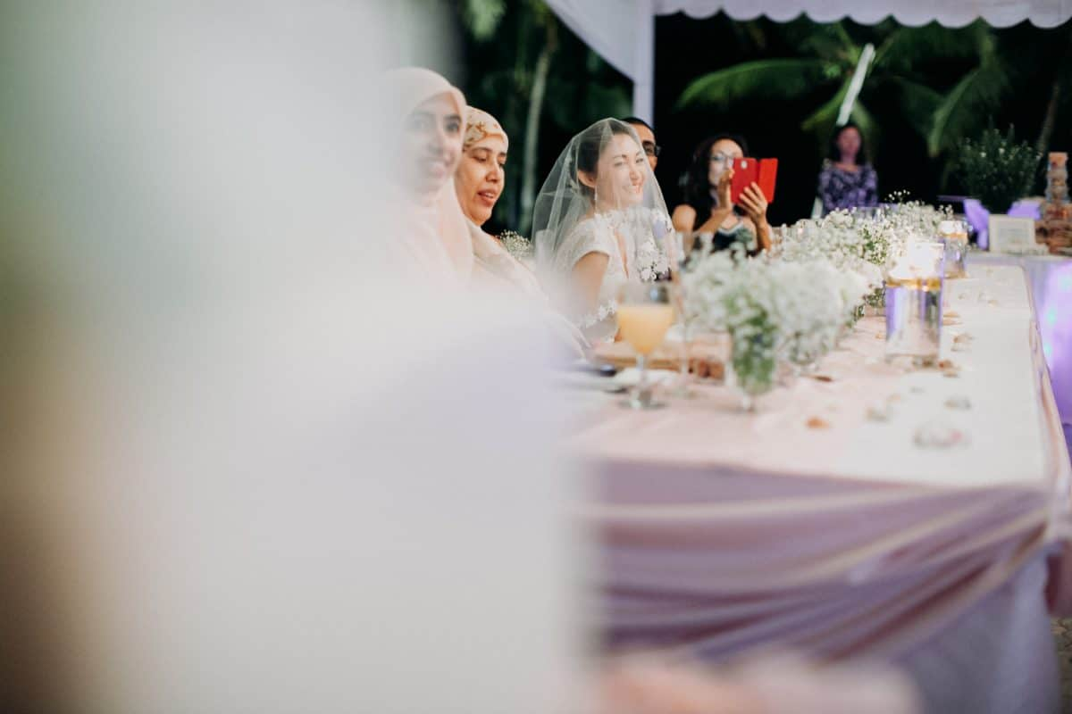 A Cross Culture Wedding in Kota Kinabalu