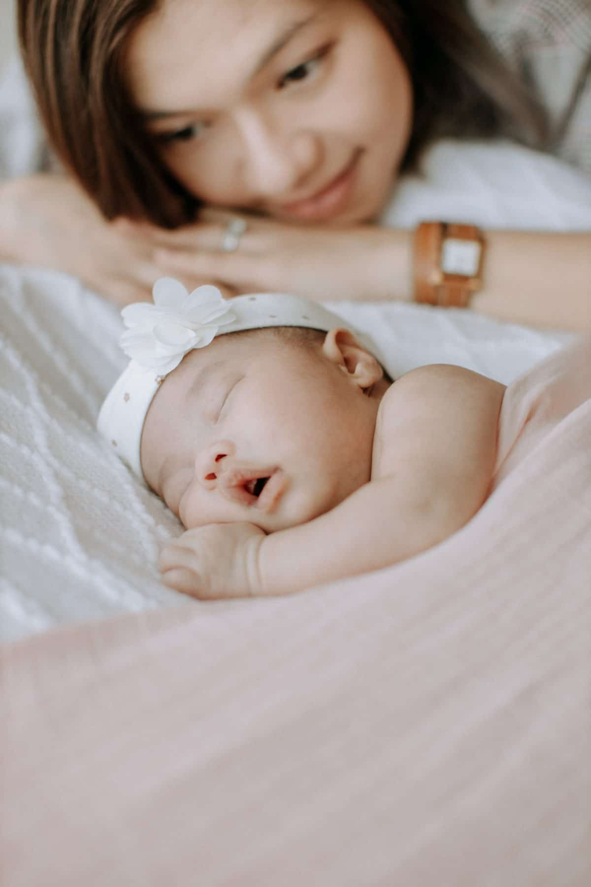 Newborn baby portrait session in Malaysia Cliff Choong Photography