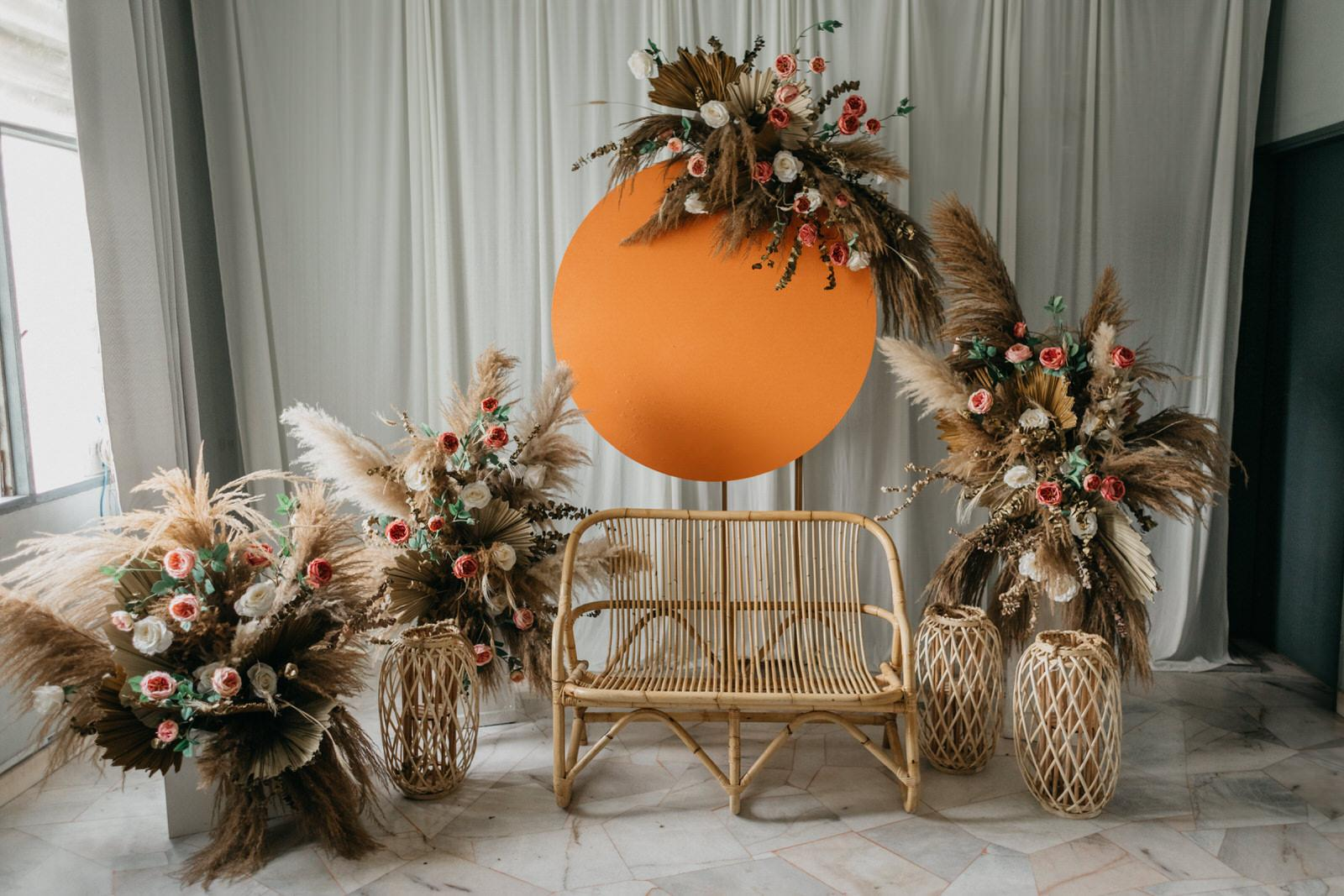 Decoration for Season Indoor Family Portrait Cliff Choong Photography with Art Of Love Decorator & Wedding Planner