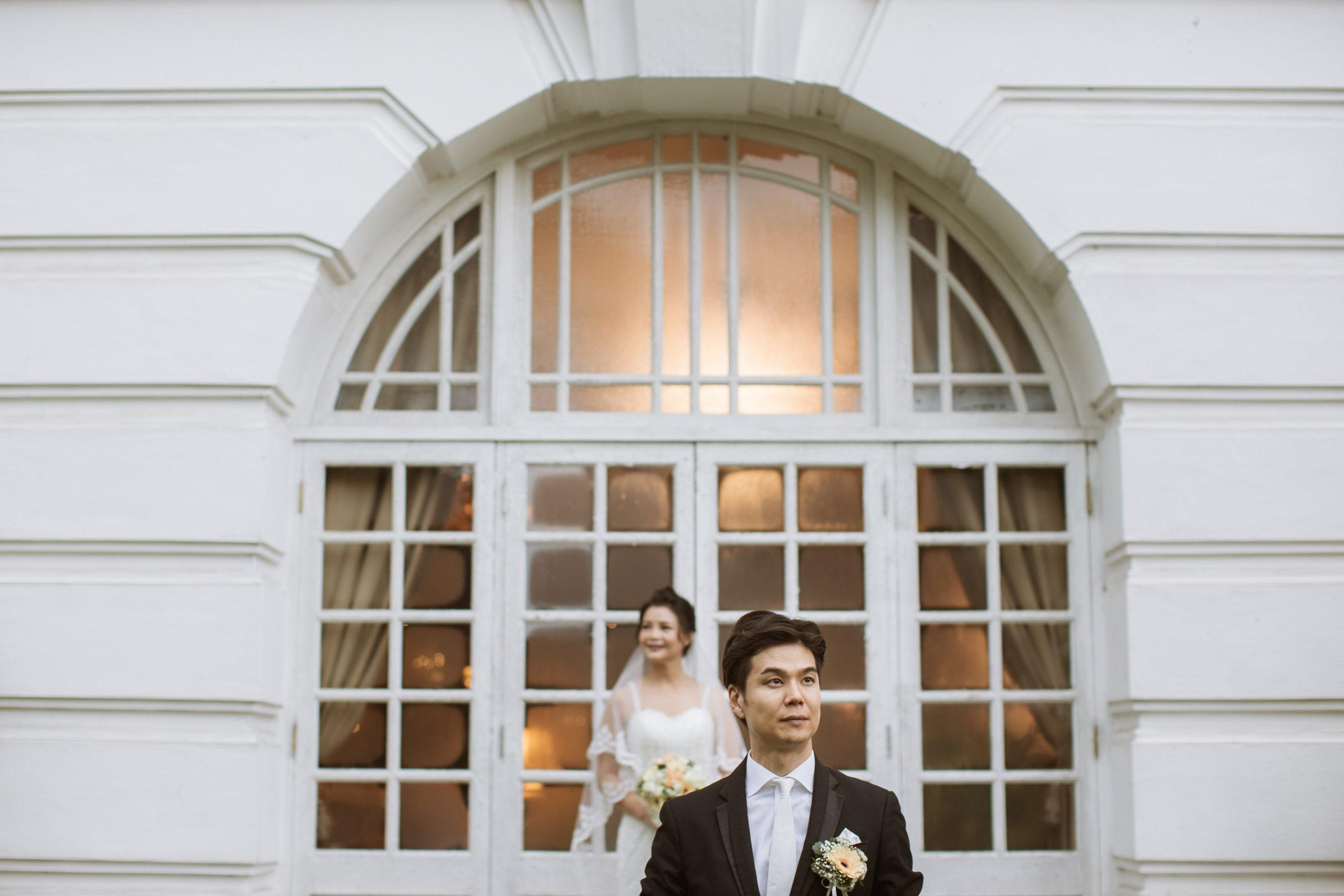 moments Wedding Reception at The Majestic Hotel Kuala Lumpur Cross cultural wedding japnese malaysian